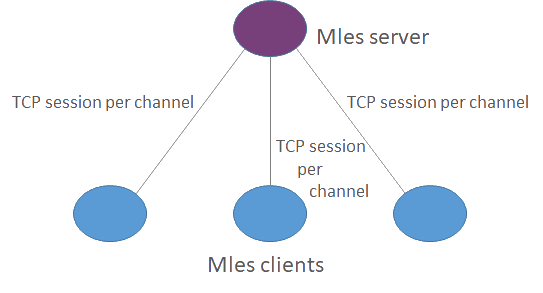 Mles use case with client